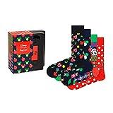 Happy Socks Disney Holiday Gift Set 4-Pack Fashion Socks UK 7.5 - 11.5 Multi