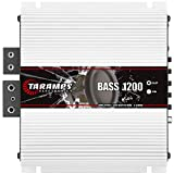 Taramps Bass 1200-1 Channel 1200 Watts RMS 2 Ohms Car Amplifier