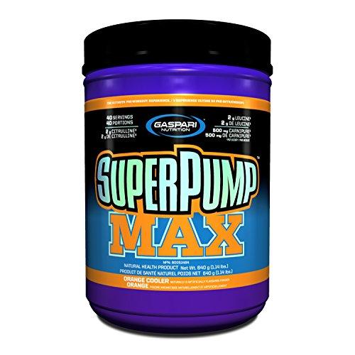 Gaspari Nutrition Pre-Workout Booster - 640 ml