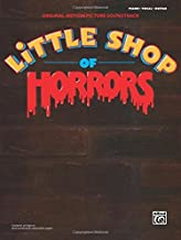 Little Shop Of Horrors - Vocal Selections. Sheet Music for Piano, Vocal & Guitar(with Chord Boxes)