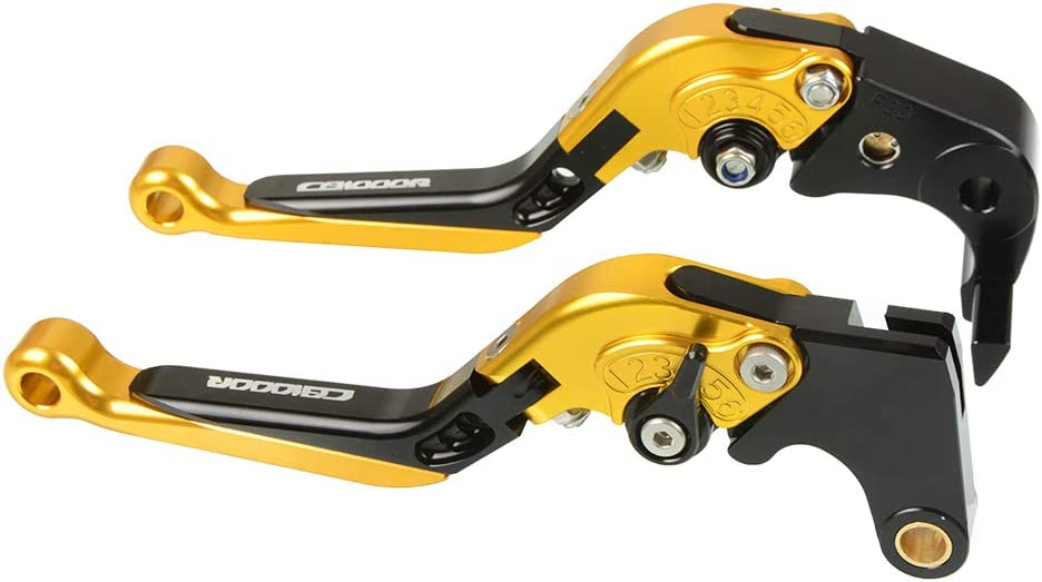 CB1000R Brake Clutch Fresno Mall Levers Foldable A Motorcycle CNC Recommendation Extendable