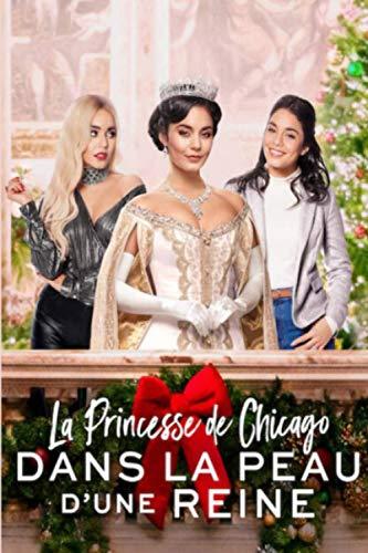 La Princesse de Chicago dans la peau dune reine: The Princess Switch Movie | La Princesse de Chicago Film | Fans Cute Notebook Journal Gift