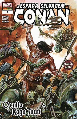 A Espada Selvagem De Conan Volume 1 - O culto de Koga Thun
