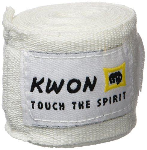 Kwon Boxbandage Elastisch, weiß, 4053700