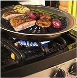 Premium Healthy Indoor Stove top Smokeless BBQ Grill Kitchen Barbecue