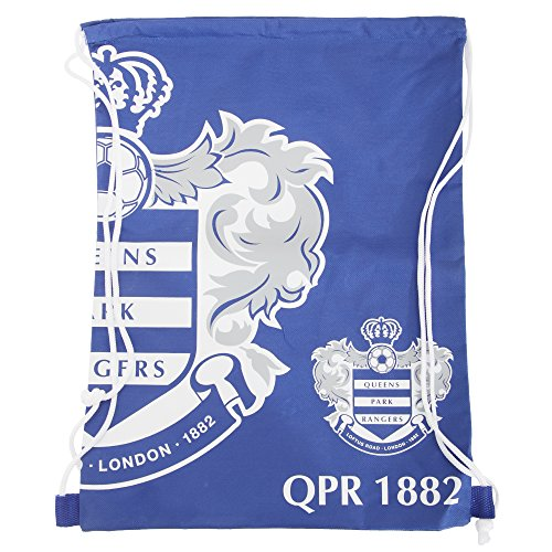 Queens Park Rangers Officielle Unisexe Sac de Sport, Multicolore