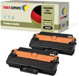 TONER EXPERTE 2 Pack Compatible with Mlt D103L D103L Premium Toner Cartridges...