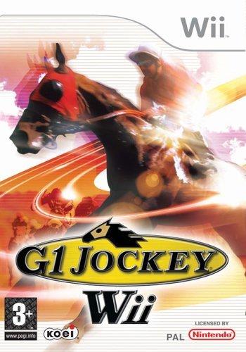 G1 Jockey (Wii) by Koei