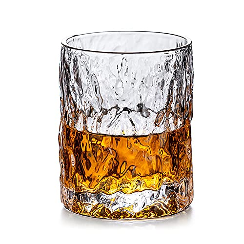 Gsrhzd Bicchieri da whisky, Bottiglie e Bicchieri Whisky, Bicchieri da vino in vetro da 500 ml, bicchieri da birra per la casa e lhotel, bicchieri da whisky, bicchieri da cocktail
