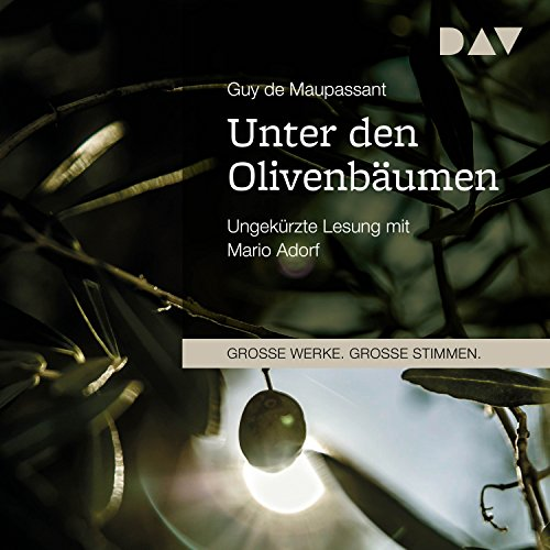 Unter den Olivenbäumen Titelbild