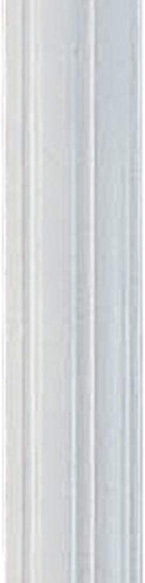 Livex 2021 Denver Mall Lighting White 7708-13 Outdoor Cast Post Aluminum Fluted