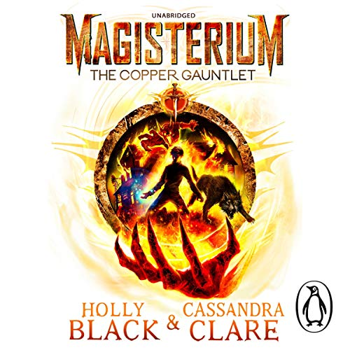 Magisterium: The Copper Gauntlet cover art