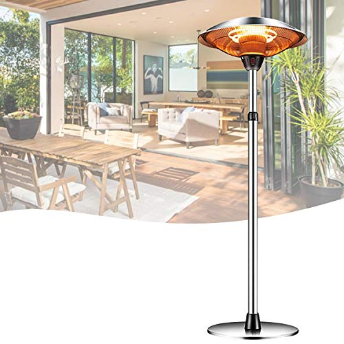 EPROSMIN Electric Outdoor Heater - Patio Heater, Waterproof...