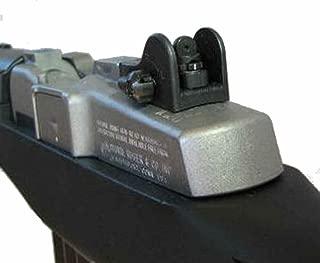 adjusting ruger 10 22 sights