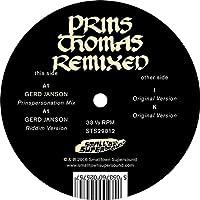 Gerd Janson Remixes [12 inch Analog]