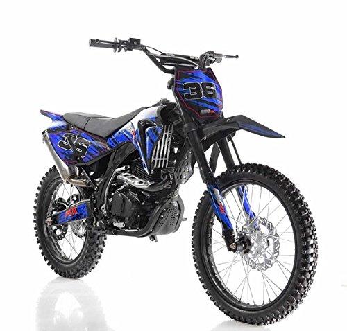 250cc Teen/ Adult Dirt Bike (Blue)