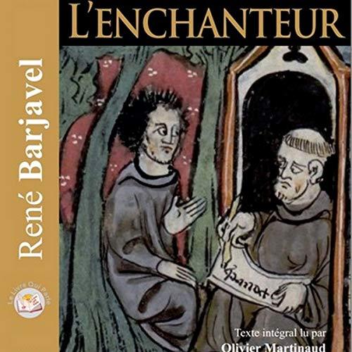 L'enchanteur audiobook cover art