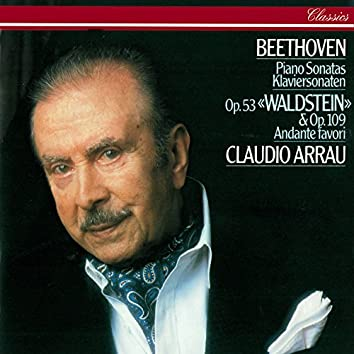 Beethoven: Piano Sonatas Nos. 21 & 30; Andante favori