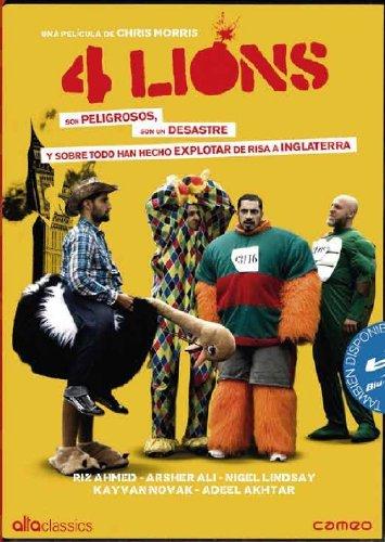 4 Lions [Blu-ray]