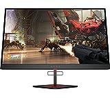"""HP OMEN X 27 – Monitor Gaming de 27"""" QHD (2560 x 1440 a 240Hz, TN, 1ms, HDMI, Antirreflejo, Iluminación Ambiental, Altura e Inclinación Ajustables), Negro"""