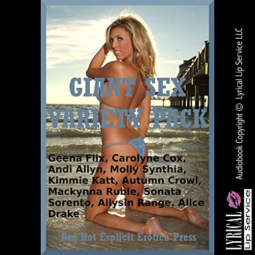 Giant Sex Variety Pack audiobook cover art