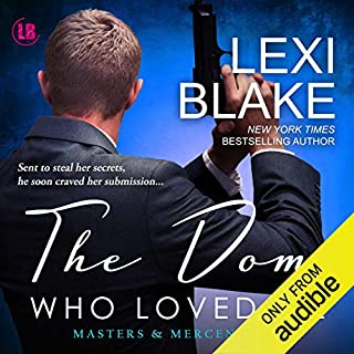 The Dom Who Loved Me audiobook cover art