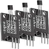 AZDelivery 3 x KY-035 Modulo sensore di Hall magnetico analogico per Arduino con eBook