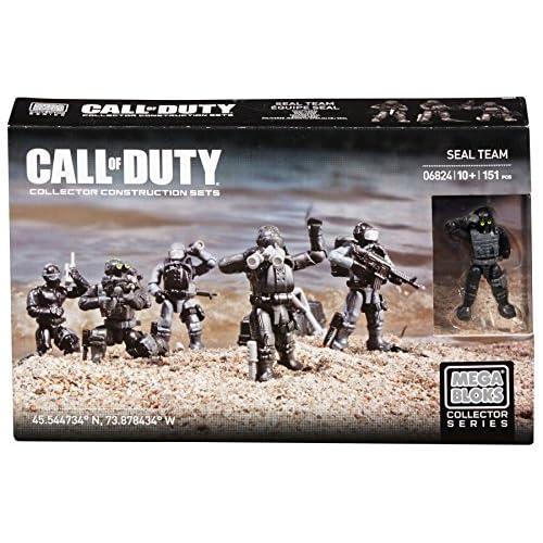 Mega Bloks 06824U - Call Of Duty Squadra Seal