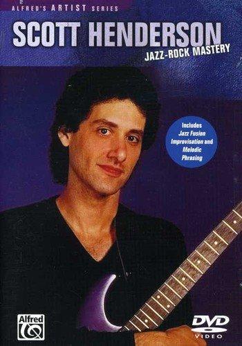 Scott Henderson: Jazz-Rock Mastery (DVD). Für Gitarre