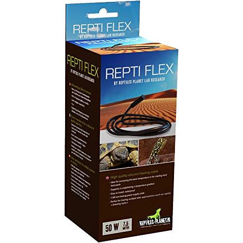 Reptiles Planet Heizkabel für Terrarium Reptile Repti Flex 7,5 m 50 W