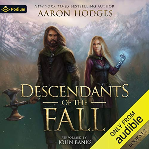 Descendants of the Fall: Publisher's Pack cover art