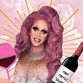 Glass of wine Karaoke (feat. Phil Devine)