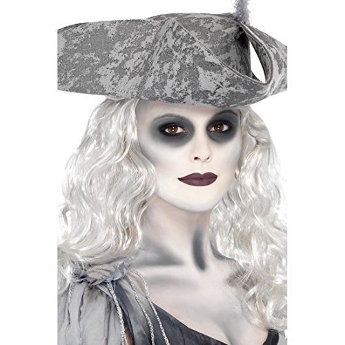 NET TOYS Piratenschminke Geister Piraten Schminke Geist Make Up Set Ghost Makeup Pirat Schminkset...