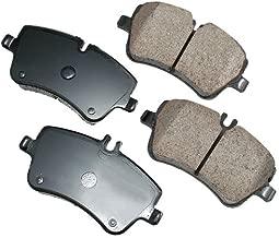 Akebono EUR872 Brake Pad Set