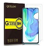 QULLOO Pellicola Protettiva per Xiaomi Poco F2 / Redmi K30 PRO, [2 Pezzi] 9H Durezza Full Coverage Protezione Schermo in Vetro Temperato per Xiaomi Poco F2 / Redmi K30 PRO