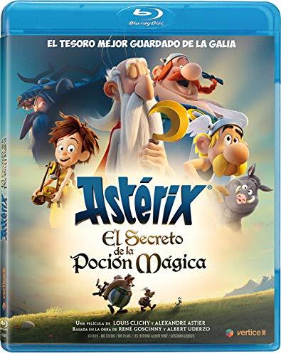 Asterix El Secreto De La Poción Mágica [Blu-ray]