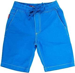 Bermuda per Bambino e Bambina Tinta Unita Tessuto di Popeline IT 164 Carrera Jeans