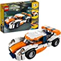 LEGO Creator 3in1 Sunset Track Racer 31089 Building Kit (221 Pieces)