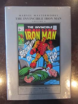 Marvel Masterworks: The Invincible Iron Man, Vol. 6 - Book #124 of the Marvel Masterworks