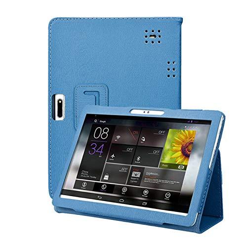Universal 10/10.1 Zoll Leder Stand Cover Case für Android Tablet 24x17cm PC Schutzhülle