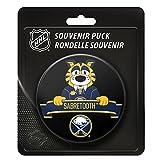 Buffalo Sabres Team Mascot NHL Souvenir Puck -