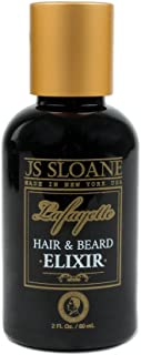 JS Sloane Lafayette Hair and Beard Elixir