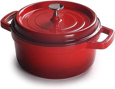 Amazon.com: Staub 5 1/2-Qt. Round Dutch Oven Color