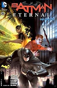 Batman Eternal (2014-2015) #20 (Batman Eternal (2014-)Graphic Novel)