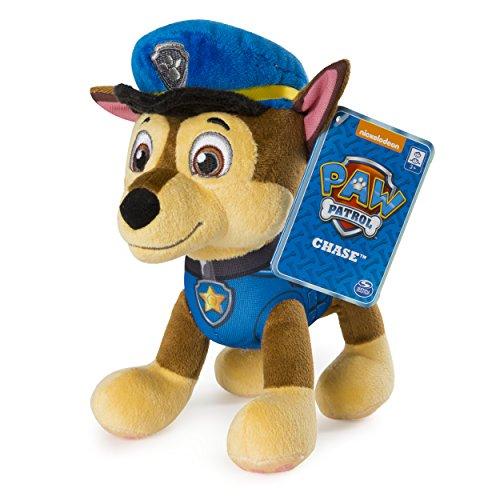 PAW Patrol 6053345 - Chase Plüsch 20 cm