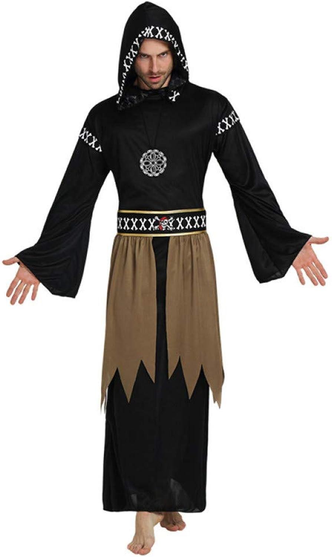 MEIXIA Halloween Adult Hexe Kostüm Robe Maskerade Show Kostüm B07JC837VD Feinbearbeitung  | Luxus