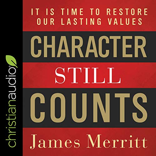 Character Still Counts cover art