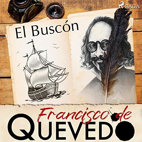 Diseño de la portada del título El Buscón