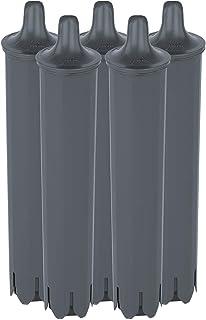 Jura Claris Pro Smart 72819 Lot de 5 cartouches filtrantes pour machines automatiques professionnelles avec I.W.S.