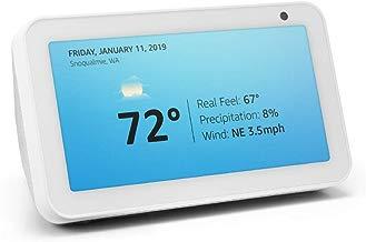 Introducing Echo Show 5 – Compact smart display with Alexa - Sandstone